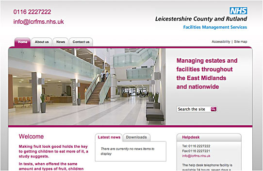 LCRFMS home page